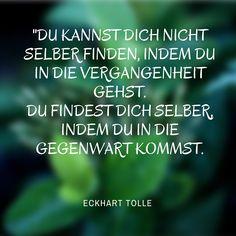 Zitat von Eckhart Tolle #zitat