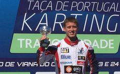 Henrique Chaves vence a X30 Shifter da Taça de Portugal de Karting 2016