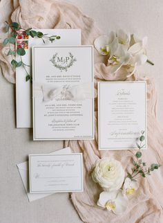 Coordination: Pryor Events - undefined Floral Design: The Hidden Garden - undefined Photography: Rebecca Yale Photography - undefined Read More on SMP: Traditional Wedding Invitations, Beautiful Wedding Invitations, Wedding Stationery, Wedding Photography Examples, Vintage Wedding Photography, Event Photography, Wedding Invitation Inspiration, Wedding Invitation Templates, Invitation Ideas