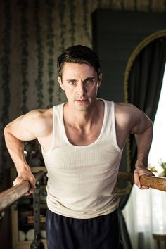 Matthew Goode in Ordeal by Innocence Matthew William Goode, Mathew Goode, Ordeal By Innocence, Male Witch, A Discovery Of Witches, All Souls, Film Inspiration, Papi, Irish Men