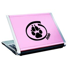 Dog Inside Vinyl Decal