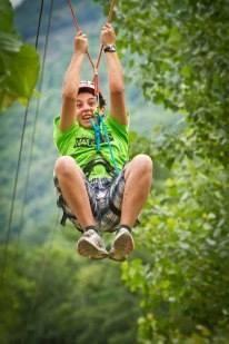 Vive la Val d'Aran en septiembre  Parque aventuras Nautaran