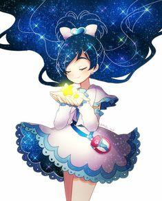 Futari Wa Precure Max Heart Yukizora No Tomodachi Movie Kawaii Anime, Anime Manga, Anime Art, Futari Wa Pretty Cure, Mermaid Melody, Otaku, Tokyo Mew Mew, Cute Coloring Pages, Fanart