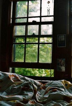 lazy rainy morning