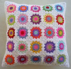 tapetes de croche colorido - Pesquisa Google