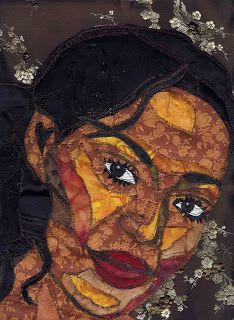 """Browngal"" Bisa Butler's Art World: Various 2009 Quilts"