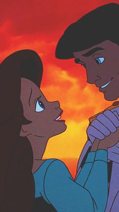 I know its a cartoon, but I want someone to look at me like that!