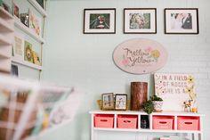 Inside Real Studios: Mellow Yellow Photography | Design Aglow
