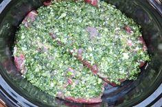 Slow Cooker Carne Asada - $5dollardinners.com - clean eating