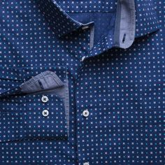 Cotton Shirts For Men, Easy