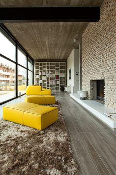Sala de estar y biblioteca | Galería de fotos 7 de 19 | AD MX