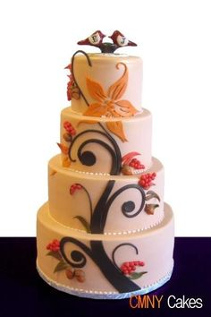 cakes by TinyCarmen