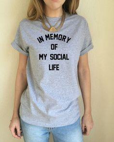 Bunch Of Words 3D Print Kawaii T-shirt O-neck Tops
