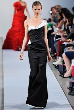 Oscar de la Renta Resort 2013 Fashion Show - Britt Maren