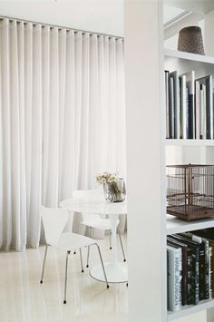 Small space solutions to make your home feel bigger, from insideout.com.au. Photography by Prue Ruscoe.