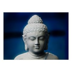 Shop Gautama Buddha Enlightened One Poster created by laureenr. Buddha Gifts, Gautama Buddha, Custom Posters, Custom Framing, Print Design, Greeting Cards, Statue, Creative