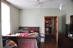 419 South Murat, New Orleans LA 70119: Bedroom