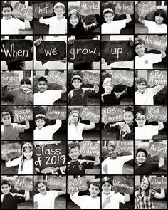 When We Grow Up.... Imagine doing this with your new members!