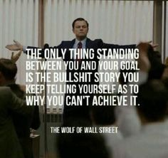 quotes fitblr fitspo motivation exercise inspiration leo leonardo dicaprio fit training fitness workout inspirational quotes fitspiration movie quotes gym Motivational Quotes The Wolf of Wall Street fitness motivation Deep Meaningful Quotes, Great Quotes, Quotes To Live By, Me Quotes, Lyric Quotes, Do Better Quotes, You Can Do It Quotes, People Quotes, Wall Quotes