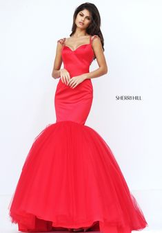 Sherri Hill 50822 Prom Dress. #sherrihill #promdress #prom
