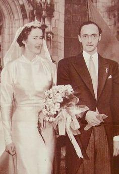 Archiduque Roberto de Austria -Este & Princesa Margarita de Saboya Aosta