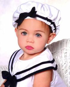 Beautiful face of innocence. - www.pinterest.com/wholoves/Beautiful faces - #beautiful #faces