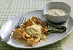 ALDI - Lacy Pancakes. Uk recipe