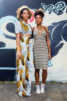 Os cabelos (e os looks) incríveis do Afropunk! - Lilian Pacce