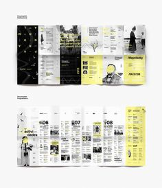 Leaflet Design, Graph Design, Booklet Design, Page Design, Layout Design, Web Design, Graphic Design Brochure, Graphic Design Illustration, Typography Layout