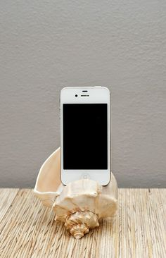 Shell iPhone Amplifier  @Janelle Toman ---this is better than your glass!