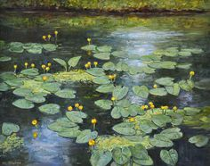 Water-lilies, Yuri Kudrin