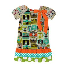 Check out the dress Julie Kenney Gordon created on Designed By Me from Lolly Wolly Doodle!