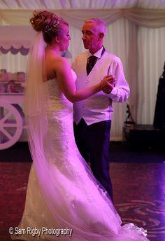 St Oswald's Church & Mercure Haydock Hotel - Wedding - May 2018 Prom Dresses, Formal Dresses, Hotel Wedding, Saints, One Shoulder, Father, Dance, Bride, Photography