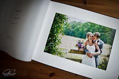 Tom & Melissa's Queensberry Wedding album | Guy Collier Photography | 14x10H Classic Matted Album | www.queensberry.com/products/classic-matted/