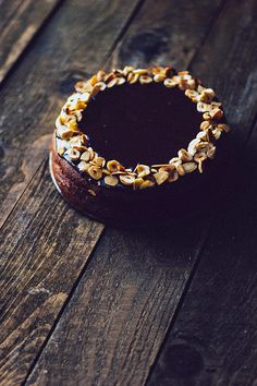 Nutella cake (gluten free)