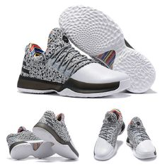 916572ecfc3e Harden James BHM adidas Harden Vol. 1 Black History Month Wolf Grey Rainbow