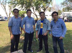 F4 Daw - Blue Denim