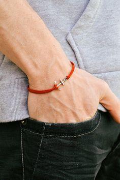 13f931171356 23 mejores imágenes de pulseras con ancla