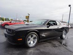 2014 DODGE CHALLENGER for sale at Matthews Motors of Goldsboro