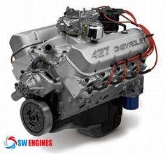#SWEngines - #UsedEngines Used Engines, Engines For Sale, Crate Engines, Chevrolet Camaro, Yenko Camaro, Buick, Cadillac, Chevy Motors, Crate Motors
