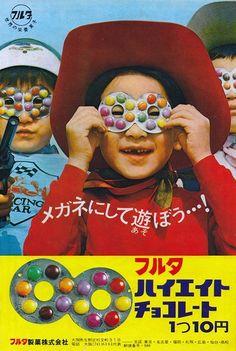 Furuta candy glassses