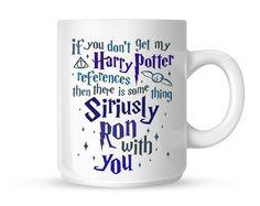 Harry Potter Siriusly Ron With You, Ceramic, Mug, Tea Mug, Coffee Mug Harry Potter Wizard, Harry Potter Mugs, Harry Potter Love, Tea Mugs, Coffee Mugs, Personalized Photo Mugs, Harry Potter References, Peter Pettigrew, Harry Potter Bedroom