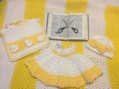Crochet Dress, Baby items
