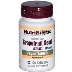 Amazon.com: Grapefruit Seed Extract - 100 - Tablet: Health & Personal Care