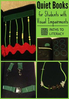 Books for visually impaired students