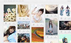 8 Temas para WordPress Estilo Pinterest Gratuitos: iPhoto