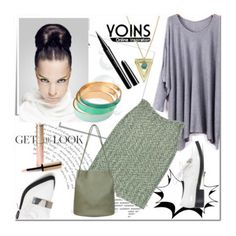 """""""@ilona-828"""" by ilona-828 ❤ liked on Polyvore featuring yoins, St. John, By Terry, Marc Jacobs, StreetStyle and polyvoreeditorial"""