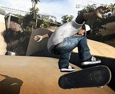 Taking video skating games to the next level, Skate 3 picks up where Skate 2 left off, and more. This hot skateboarding game for XBox 360 and Play Station 3 was designed by EA Blackbox to incoporate more multi-player options, bringing back the real fun of sharing skateboarding experiences with others. With killer graphics, more location variety, and more varieties of challenges, it's easy to see why Skate 3 is a favorite choice in the gaming world.