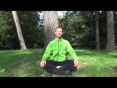 Cvik na UKLIDNĚNÍ nervové soustavy a pro zdravá záda - YouTube