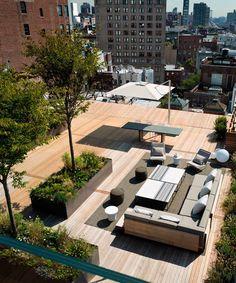 SoHo Loft by Gabellini Sheppard Associates | HomeAdore